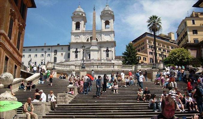 Roma Belediyesi'nden İspanyol Merdivenleri kararı