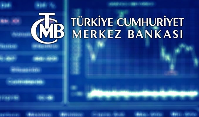 Merkez Bankası'nın rezervleri 181 milyon dolar arttı