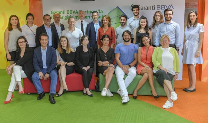 Garanti BBVA Partners'ın yeni dönem girişimcileri belli oldu
