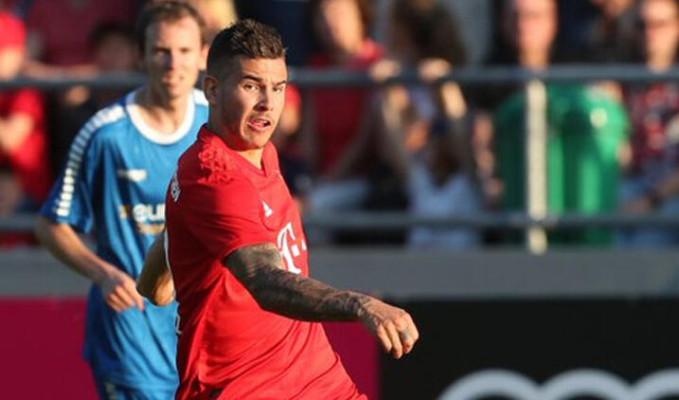 Bayern Münih'ten rakibine 23 gol