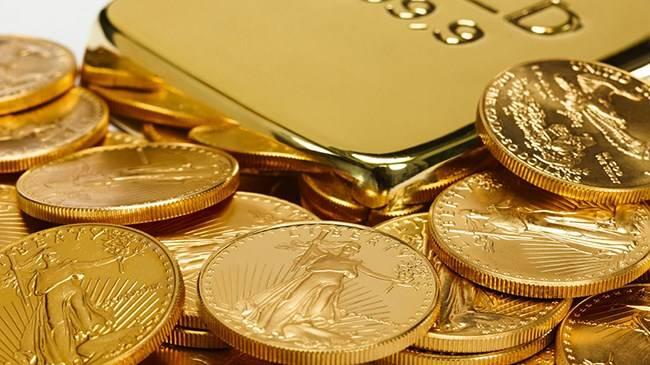 Altın ticaret gerginliğiyle  2. haftalık kazancına yöneldi