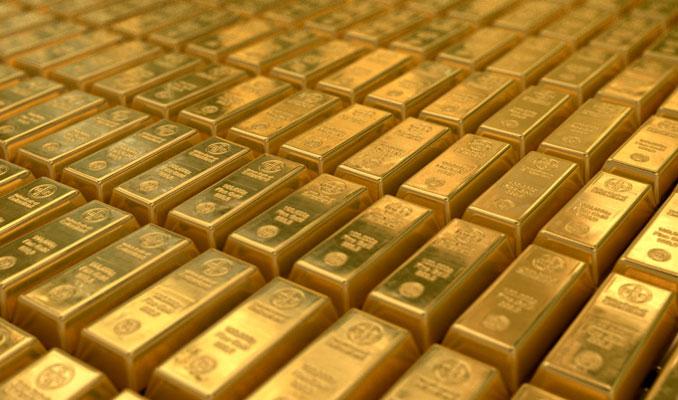 Altın fiyatları üç yılın en yüksek haftalık artışı yolunda