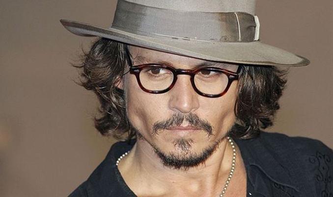 Johnny Depp'ten Kaz Dağları'na destek!