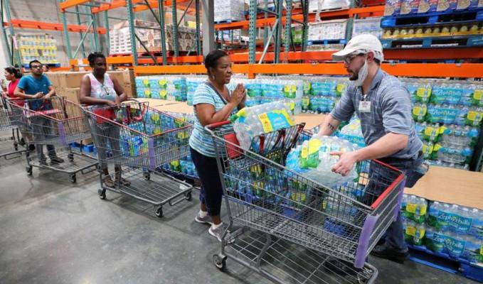 ABD'de felakete adım adım: Dorian Kasırgası 5. seviyeye çıktı