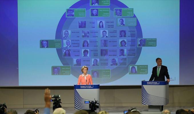 AB Komisyonu üyeleri belirlendi