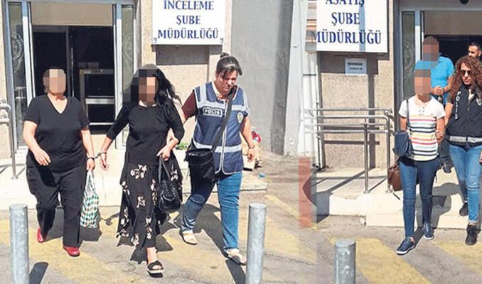 İzmir'de 30 milyon dolarlık servet için iş insanına tuzak