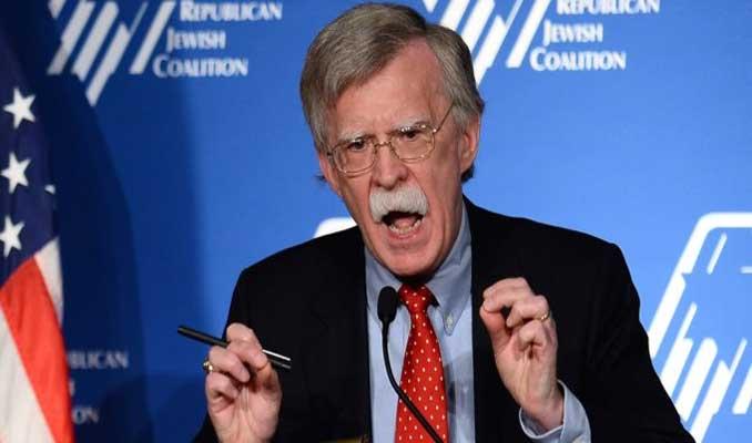İran: Bolton'ın kovulması yetmez