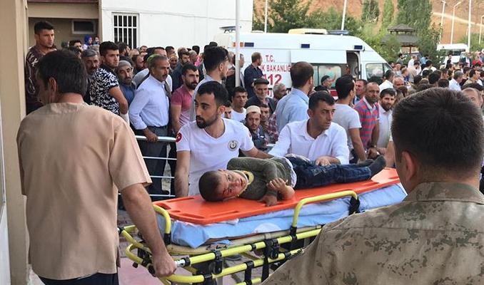 Bitlis'te katliam gibi kaza! 10 ölü