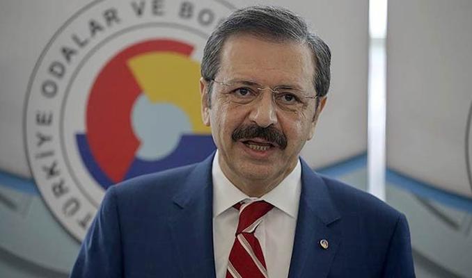TOBB Başkanı Hisarcıklıoğlu'ndan bankalara faiz çağrısı