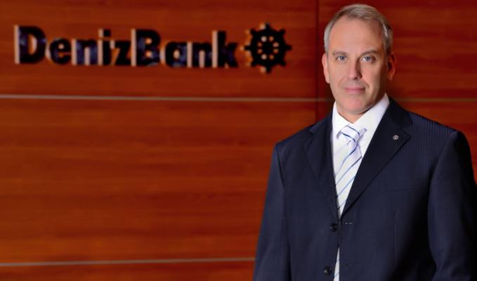 Denizbank üst yönetiminde şok istifa