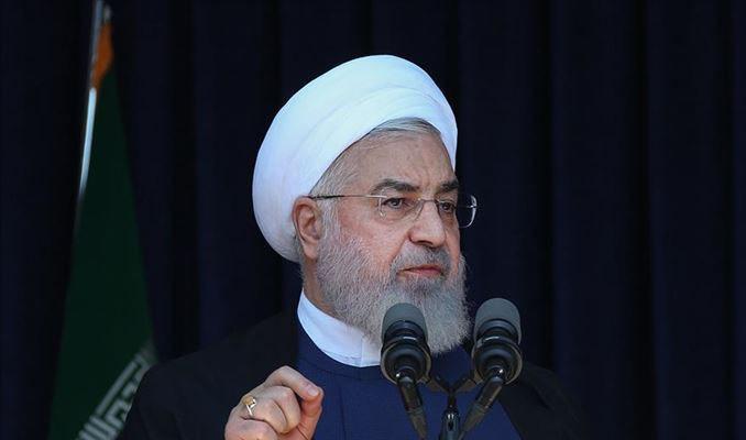 Ruhani: ABD ile müzakerelerin anlamı yok