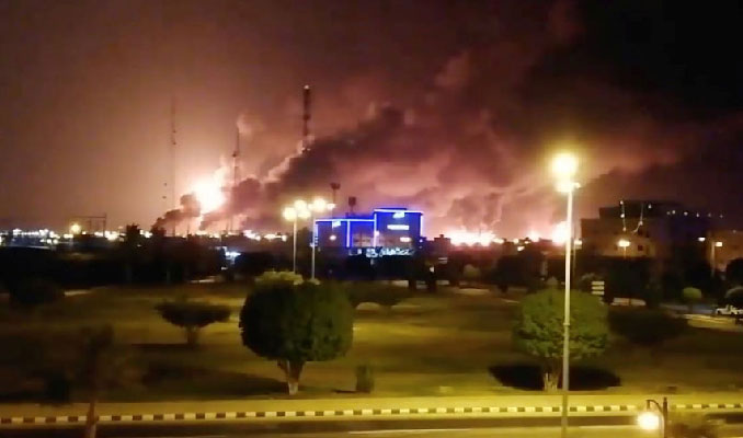 Aramco saldırısı sonrası petrol fiyatlarında rekor artış