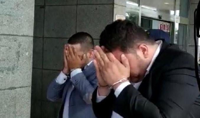 İranlı iş adamına dehşeti yaşattılar