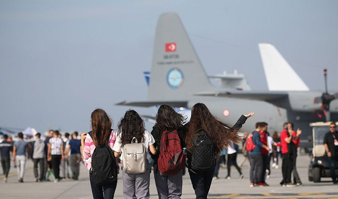 TEKNOFEST İstanbul kapılarını ziyaretçilerine açtı