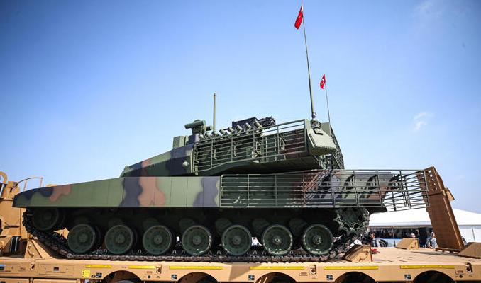 Altay tankı için çarklar dönmeye başladı