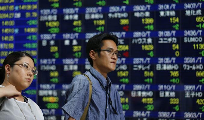 Asya borsaları karışık bir seyir izledi