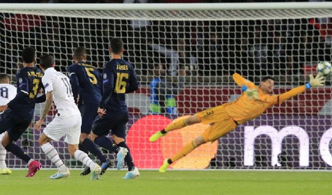 PSG Real Madrid'i dağıttı: 3-0