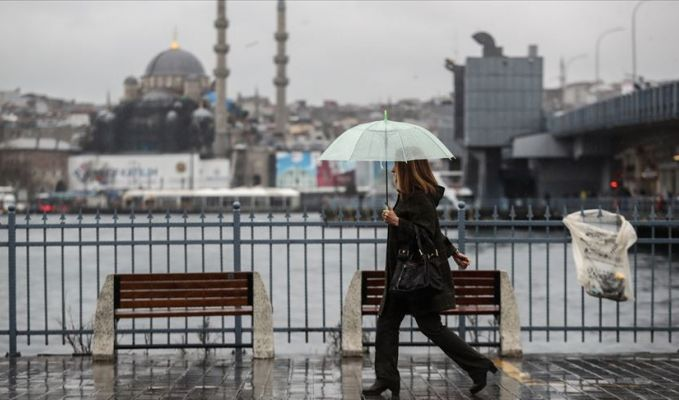 Meteoroloji zehirli yağmur iddiası için yanıt verdi