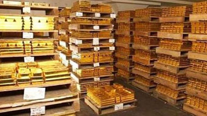 Türkiye'nin altın rezervi Temmuz ayında arttı