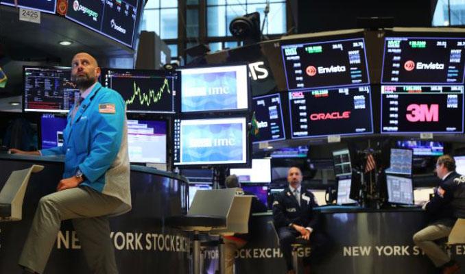 New York borsası günü düşüşle kapadı