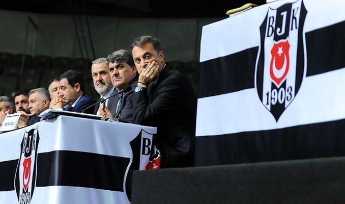 Beşiktaş'ta yönetiminden Fikret Orman kararı