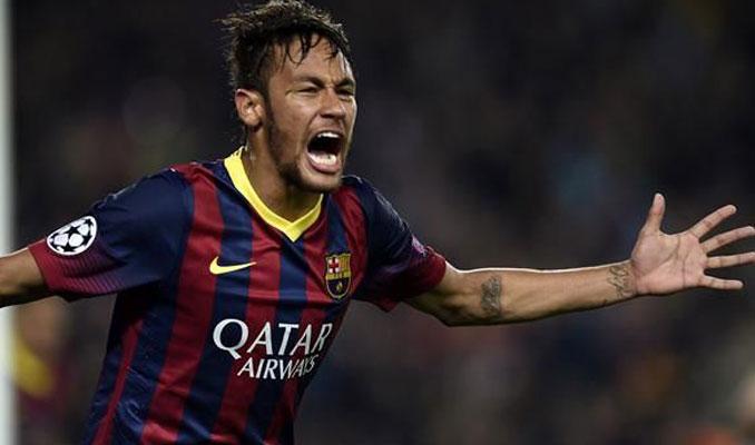 Barcelona ve Neymar mahkemelik oldu