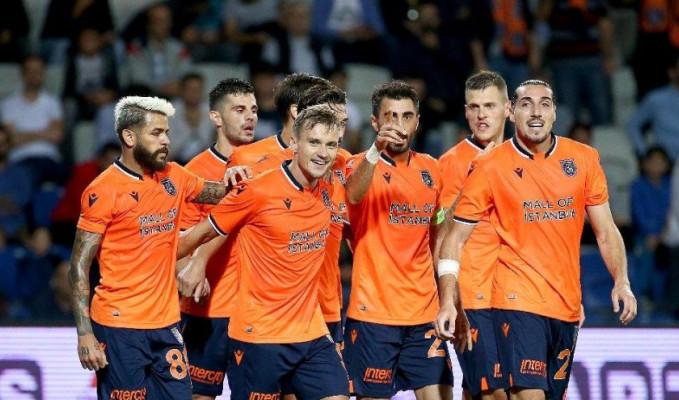 Medipol Başakşehir Çaykur Rizespor'a gol yağdırdı: 5-0