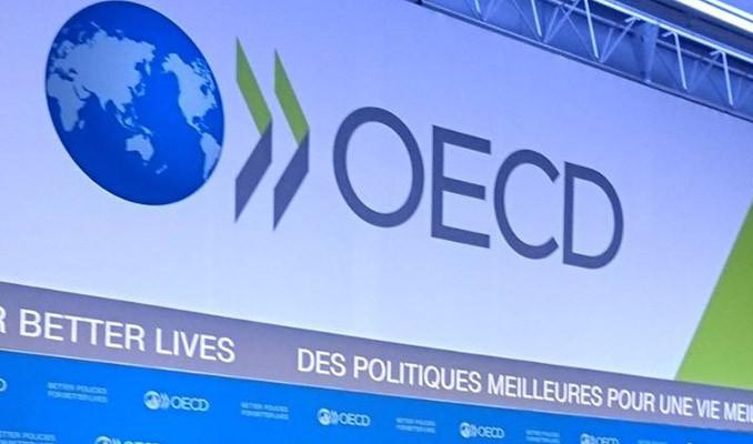 OECD Bölgesi'nde yıllık enflasyon arttı