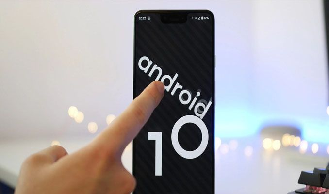 Android 10'da büyük hata!