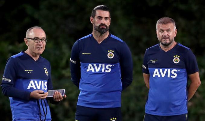 Fenerbahçe'den Volkan Demirel paylaşımı