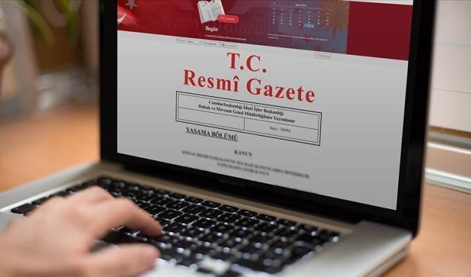 Siyasi parti mali denetimleri ile ilgili kararlar Resmi Gazete'de