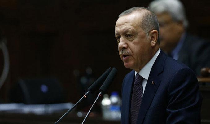 Cumhurbaşkanı Erdoğan Ak Parti grup toplantısında konuştu