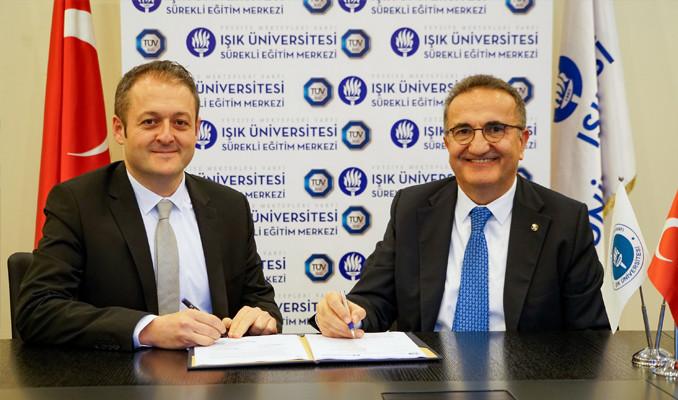Işık Üniversitesi ve TÜV SÜD Türkiye'den büyük iş birliği