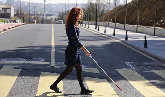 Görme engelli bireyler için yaratıcı uygulama: Wewalk