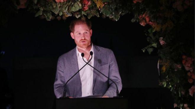 Prens Harry ilk kez konuştu: Başka seçenek kalmamıştı