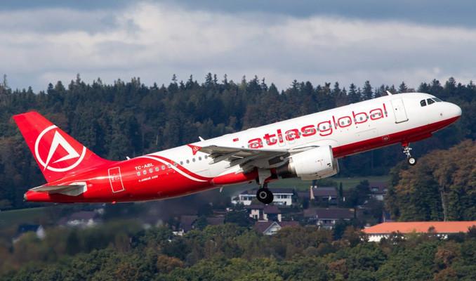 Atlasglobal Avrupa uçuşlarını durdurdu