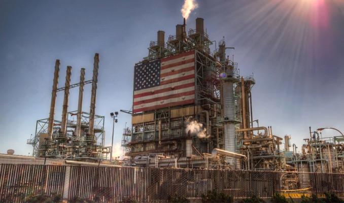 ABD'de sanayi üretimi beklenmedik şekilde düştü