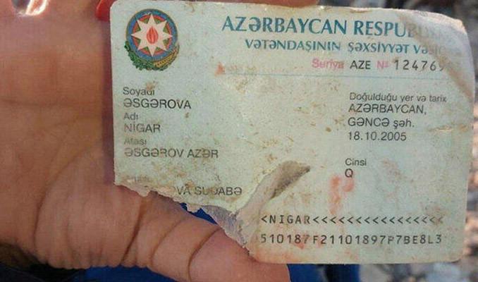 Ermenistan vahşetinde yürek yakan detay