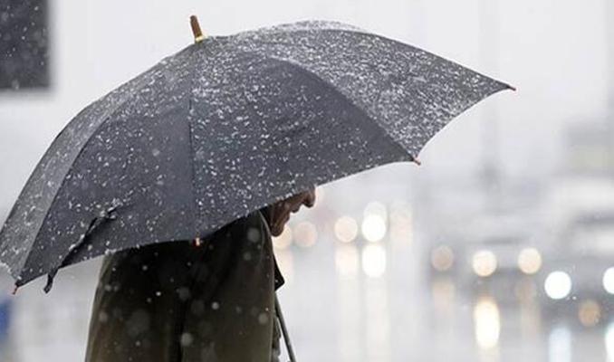 Meteoroloji'den uyarı! 9 ile kuvvetli yağış