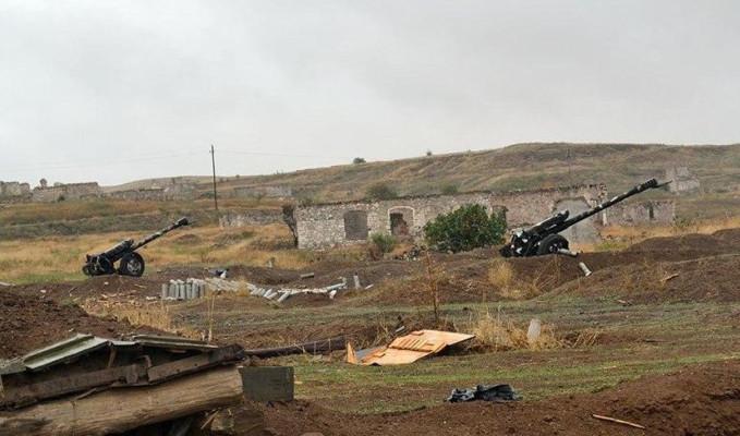 Azerbaycan ile Ermenistan insani amaçlı geçici ateşkeste anlaştı