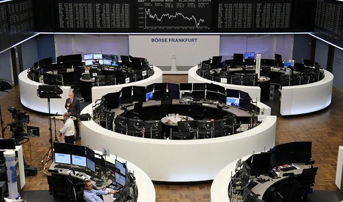 Avrupa borsaları Trump haberiyle düştü