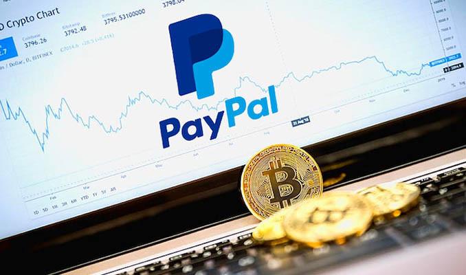 Paypal'dan kripto para hamlesi