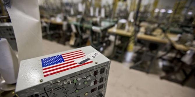 ABD imalat sanayinde büyüme sürüyor