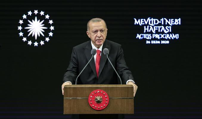 Erdoğan: Fransız ürünlerini satın almayın