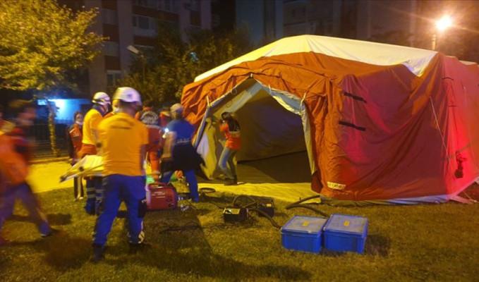 Vali Köşger, çadır kurulacak alanları açıkladı