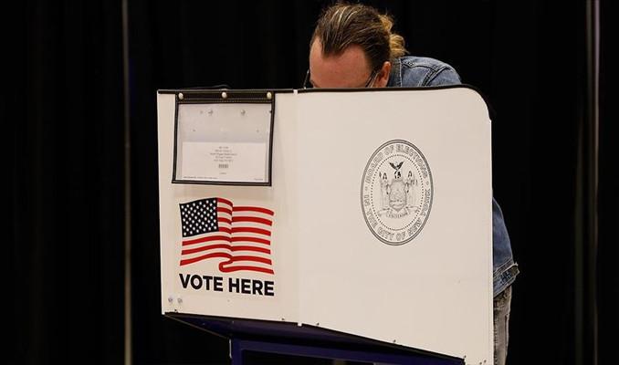ABD'de seçimlerde son yüzyılın en yüksek erken oy kullanma oranı