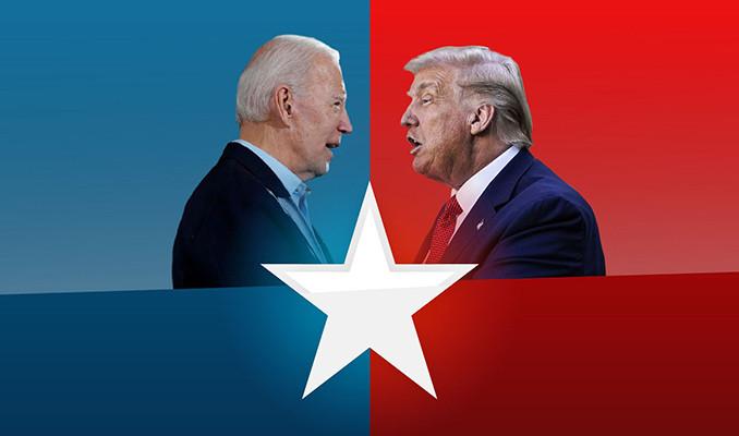 Son seçim anketinde Trump farkı