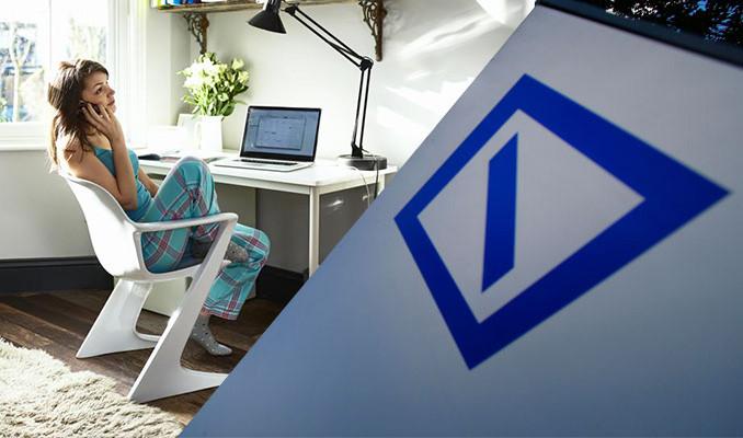 Deutsche Bank: Evde çalışandan ek vergi alınsın
