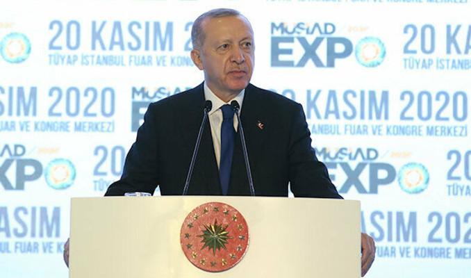 Erdoğan: Faiz-kur-enflasyon sarmalından kurtulmamız şart
