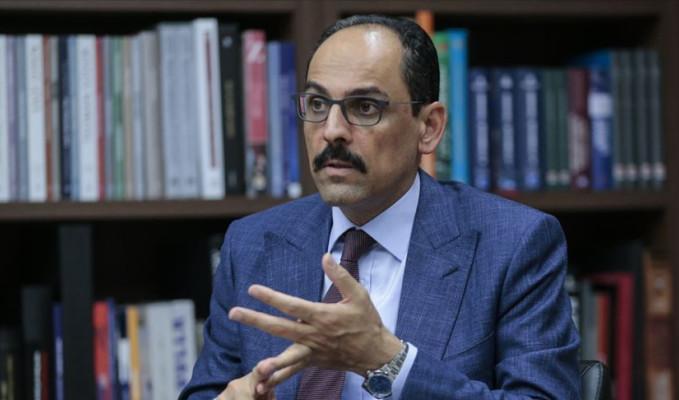 Kalın: Türkiye'nin AB üyeliği stratejik bir öncelik